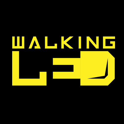walking led univers de la led