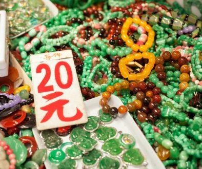 bracelets en jade