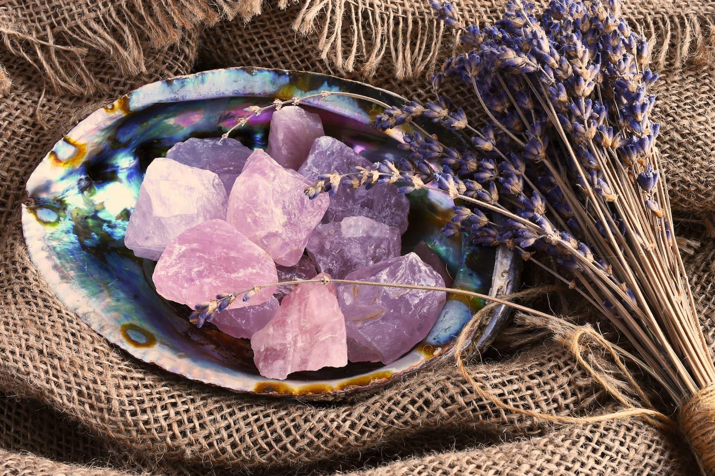 vertus quartz rose