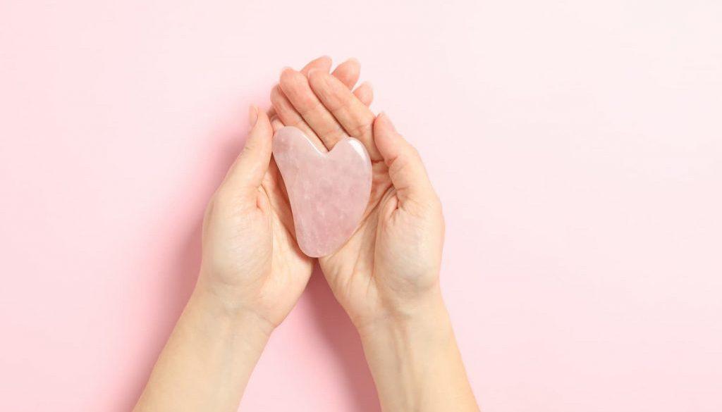 pierre quartz rose